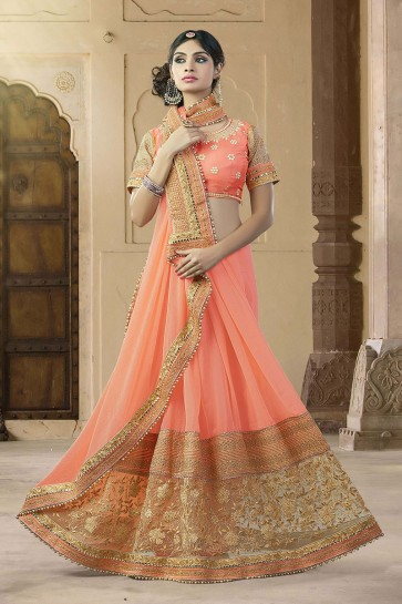 Dusty Pink , Beige Georgette Saree